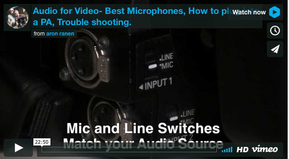 Free video production tutorials and how to articles - DVWORKSHOPS COM